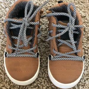 Zara infant shoes
